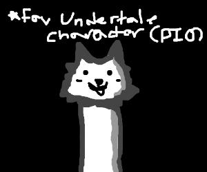 Favourite Undertale character PIO
