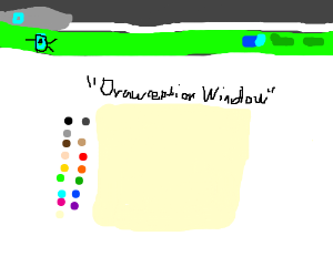 Drawception window