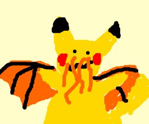 Cthulhu pikachu