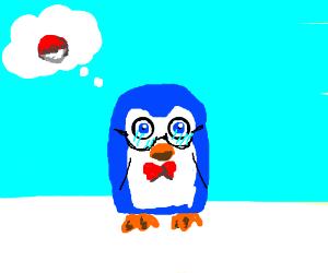 geeky penguin