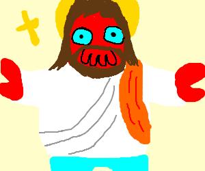 the prophet zoidberg drawception