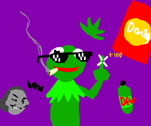 MLG Kermit.