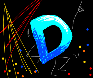 D at the disco