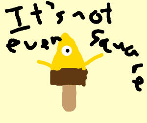 Those bad spongebob ice cream bars