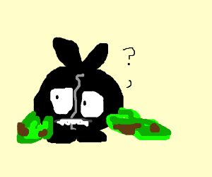 Trash Can Pokemon Blue Cartoon