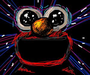amhart's elmo drawing