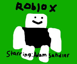 Bad Adam Sandler movie about Roblox