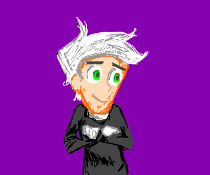 danny phantom is a dorito