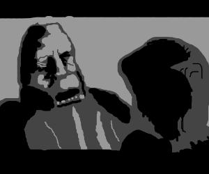 Darth Vader: I'm so sorry, son.