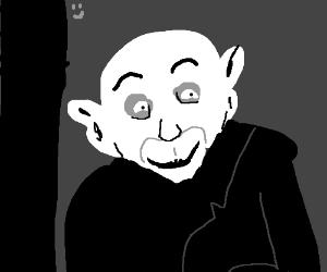 Happy Nosferatu