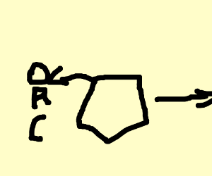 Friedel-Crafts Acylation - Drawception