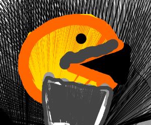 Old Man PacMan