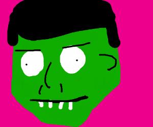 zombie Rick Sanchez