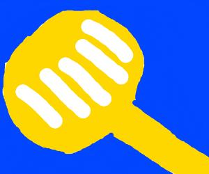 golden spatula drawing by chris yang drawception