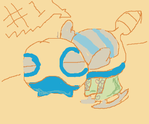 Dunsparce Is A Great Figure Skater