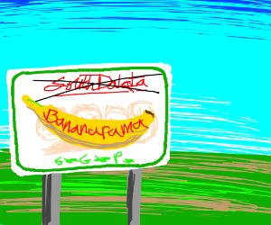 South Dakota is now Bananarama