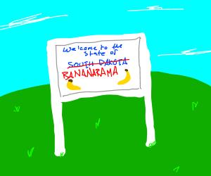 SouthDakota changed its name to Bananarama