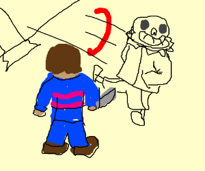 The bone zone - Drawception