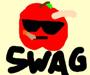 apple is cool too