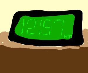 12:45, Drawception Standard Time