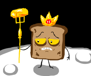 King Galactic Toast
