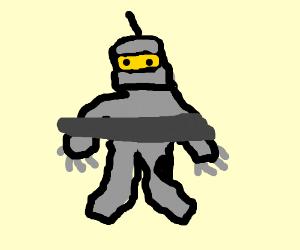 Toph bending Bender - Drawception