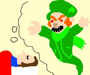 Leprechaun Spirit Nightmares