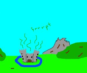 stinky castle