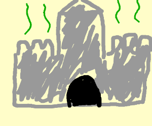smelly castle