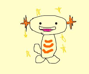 Look! A Shiny Pokemon!