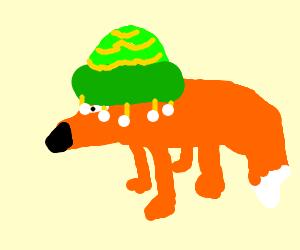 Spanish Fox