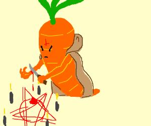 Sacrificial Carrot