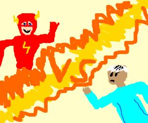 Flash vs. Quicksilver