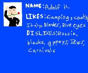 Hitler dating