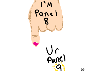 Ur panel 8, im panel 7