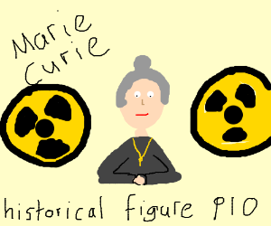 Draw any historical figure p.i.o.