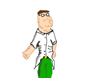 anorexic peter griffin