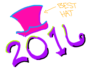 2016's best hat is pink!