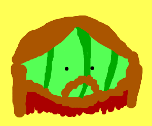 Watermelon Jesus