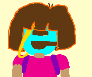 Dora the Internet Explorer