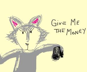 Wolf heist