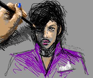 how to draw a princ
