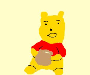 Pooh likes honey