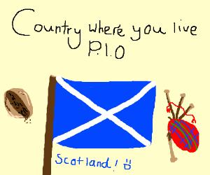 Country where you live !!!PIO!!!