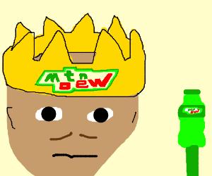Mountain dew king