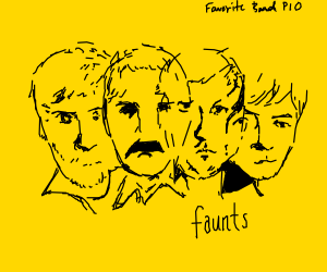 Favorite Band (Pass it on!)