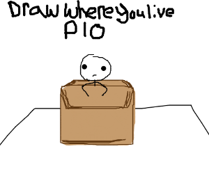 Draw where you live PIO