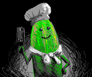 Cucumber Chef