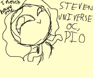 Your Steven Universe OC! PIO