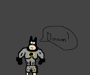 The world is ending and I forgot my pants    - Drawception